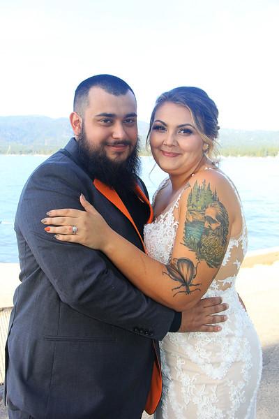 Deona and Austin Wedding Day