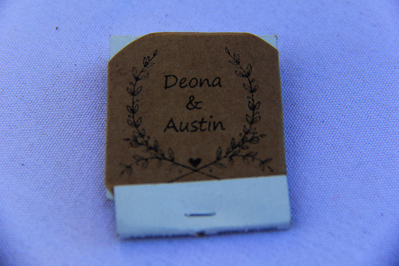 Deona and Austin Wedding Day