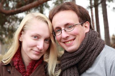 Jen and Abe