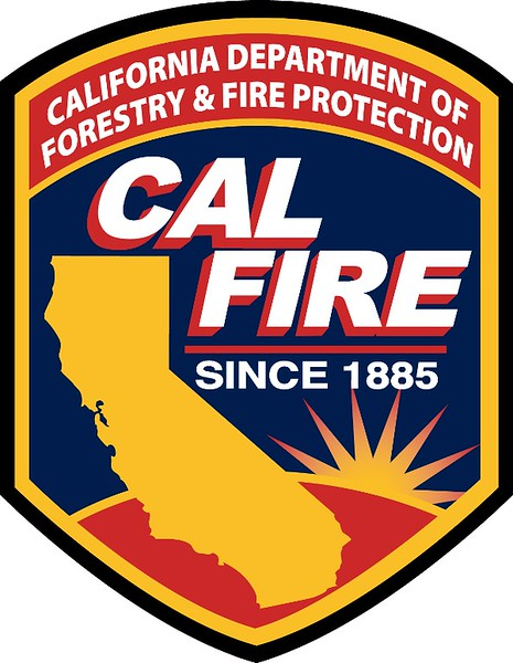 Cal Fire Logo, 2007 - Present