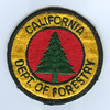 """CDF """"Red Tomato"""" Shoulder Patch 3"""