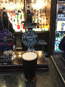 Mordue Winter Tyne 3.8%