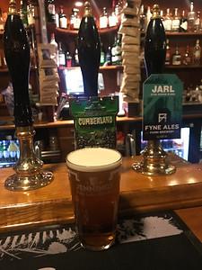 Jennings Cumberland Ale 3.8% at The Cumberland Bar