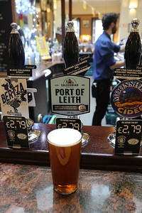 Caledonian Brewery Port of Leith 5% IPA at The Counting House, Glasgow