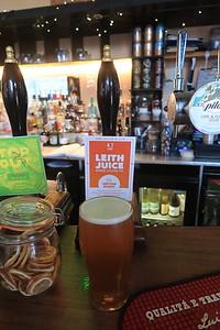 Campervan Brewery Leith Juice 4.7% at Harmonium, Leith