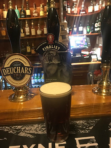 Monty's Old Jailhouse 3.8% at The Cumberland Bar
