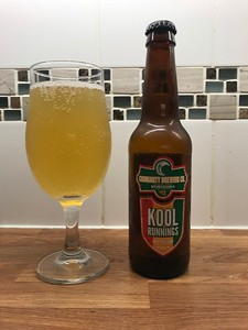 Cromarty Brewery Kool Runnings 4.5% IPA 🍻👍