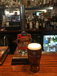 Veterans Brewery Coatbridge Tracer Amber Ale 4.2% at The Bridge Inn 🍻👍
