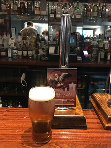 Stewart Brewing Freeman 4.2% Blonde Ale at The Bridge Inn Ratho