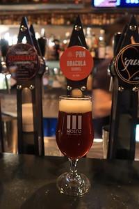 PBN Dracula Dubbel 7.5% at Mosto Napoli - top bar 11 beers on 👍