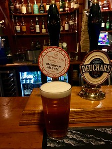 Merchant City Brewing Co. Glasgow American Pale Ale 4.7% at The Cumberland Bar