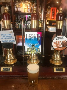 Stewart Brewing Radical Road Reverse 4.6% Triple Hopped Pale Ale - Kenilworth, Edinburgh