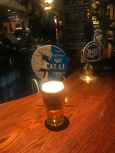 Adnams Yeastie Boys White Lies 4.5% at Drum and Monkey, Glasvegas