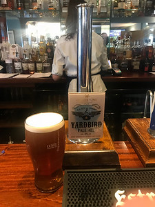 Greene King Yardbird Pale Ale 4% at The Bridge Inn, Ratho