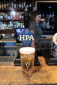 Wye Valley Brewery Hereford Pale Ale at The Charlton Arms