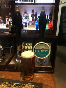 Seafarers 3.6% Quality English Ale originally by George Gale & Co