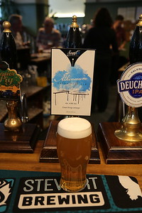 Athenaeum EPA 4.8% Sonnet 43 at The Orchard, Canonmills. Required pub, required brewery