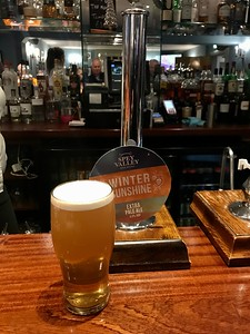 Spey Valley Winter Sunshine EPA 4% at The Bridge Inn, Ratho