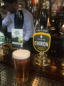 Thornbridge Chiron American Pale Ale 5% at the Guildford Arms