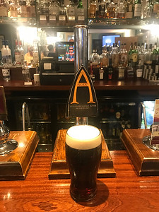 Alechemy Ten Storey Malt Bomb 4.5% 80/- cracking pint