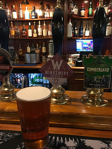 Windswept APA American Pale Ale 5.0% at The Cumberland