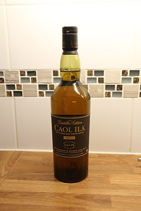 Caol Ila Distillers Edition.  Must have evaporated.....