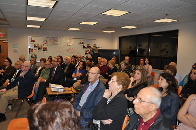 Dr. Arda Jebejian Speaks at St. Leon Church, Fair Lawn, NJ, May 16, 2014