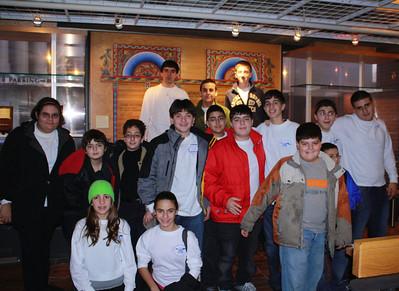Khrimian Lyceum visits Boston, MA, November 2011