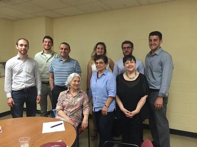 Mesrob Mashdots Institute Spring Semester 2015
