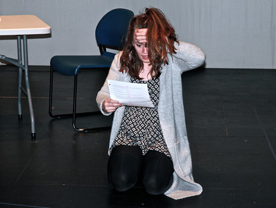 Aurora Fra Bergen, or, IBSANITY Rehearsal Photos