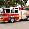 Orange County FL Fire Rescue Engine 50, 2009 Emergency One Typhoon 1250/500 pumper. E-50 is the #2 busiest engine in the county.