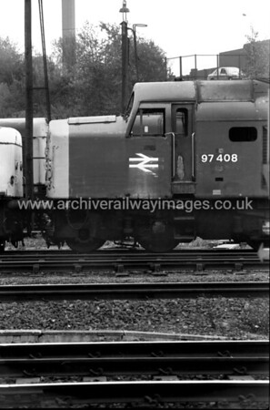 97408 (40118) 1/5/88 Leicester Depot Now Privately Owned/Preserved as at 18/3/17