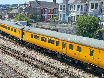 9481 29/6/18 Plymouth - 1Q18 ex.06.06 Reading Traingle-Paignton via Penzance