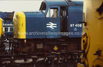 97408 (40118) 4/6/88 Vic Berry's , Leicester Withdrawn  28/2/86