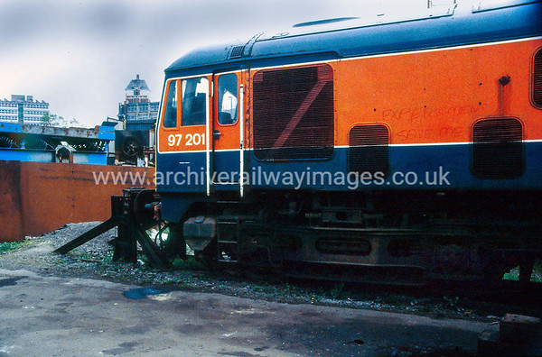 97201 Experiment 30/4/89 Vic Berry's, Leicester Withdrawn 4/12/87 Now Privately Owned/Preserved as at 19/10/17