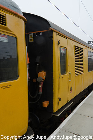 EZE 999605 - Ultrasonic Test Train Coach