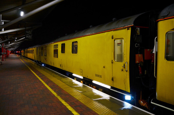 EZE 999606 - Ultrasonic Test Train Coach