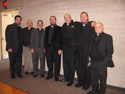 "New England ""Walks Thru"" the Bible, November 2011"