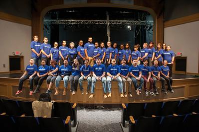 Peer Advisors at Westfield State University, Spring 2014