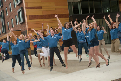 Westfield State University Orientation Leaders, Summer 2014