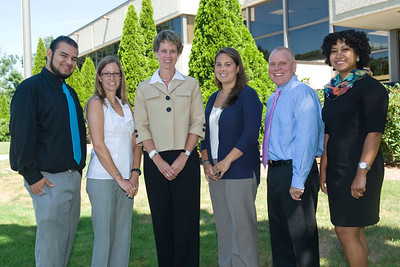 Westfield State University Admissions Department Staff