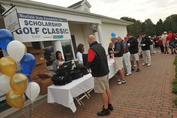 2012 Scholarship Golf Tournament