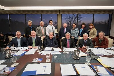 Board of Directors meeting at Westfield State University, January 23, 2014