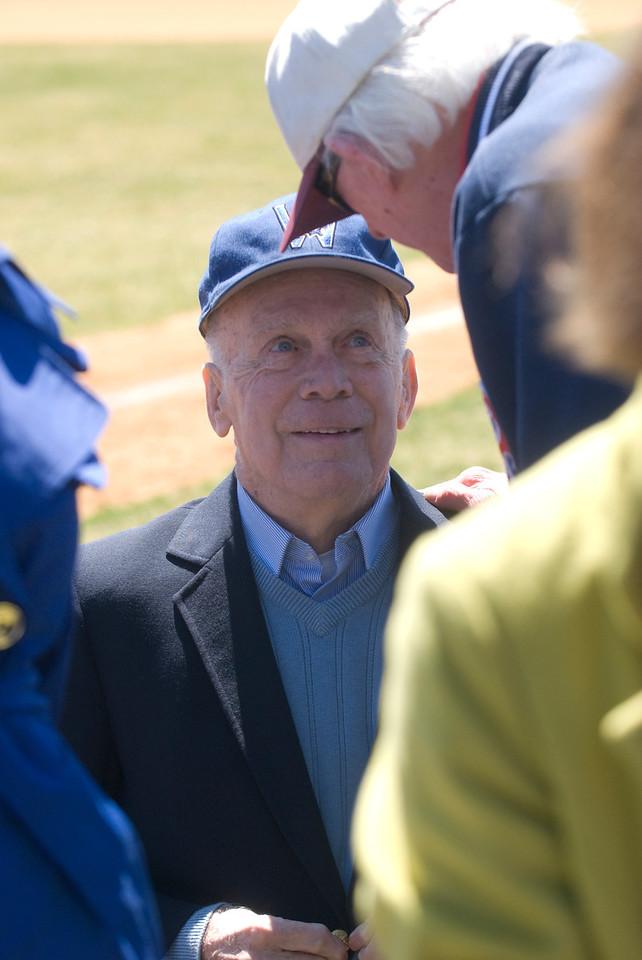 Bud & Jim Hagan Field Dedication 4/2013