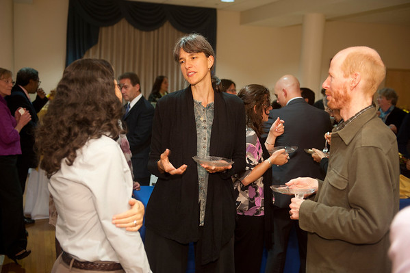 Donor Reception- Oct. 2012