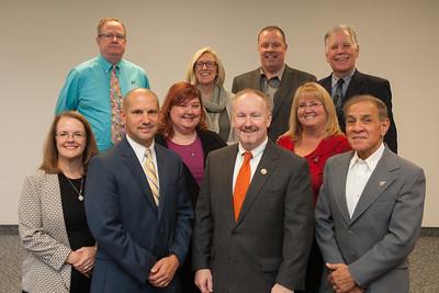 Westfield State University Advancement and University Relations staff, Fall 2015