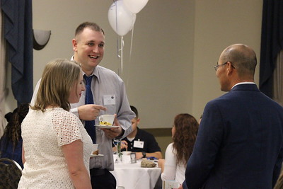 Sweet Success Reception, October 2015