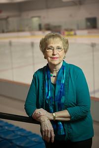 The 2014 Horace Mann Award recipients - Barbara Braem-Jensen
