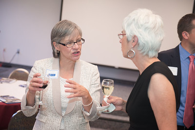 The annual Westfield State University Foundation meeting at the Horace Mann Center at Westfield State University, Sept. 2014