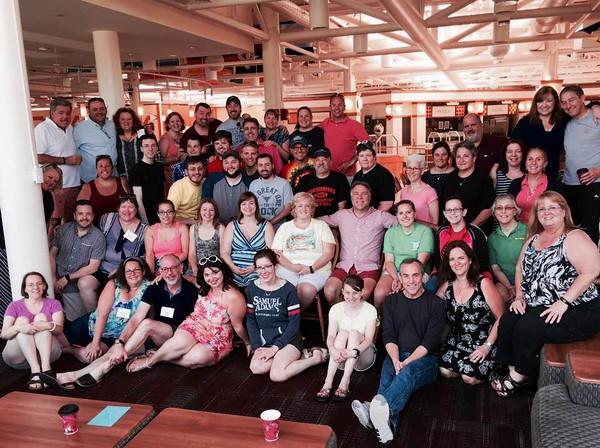 Alumni Reunion Photos, June 2016